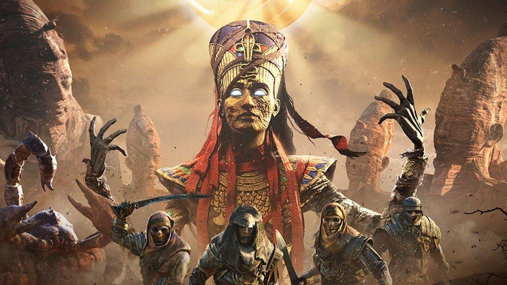 ac origins curse of the pharaons dlc