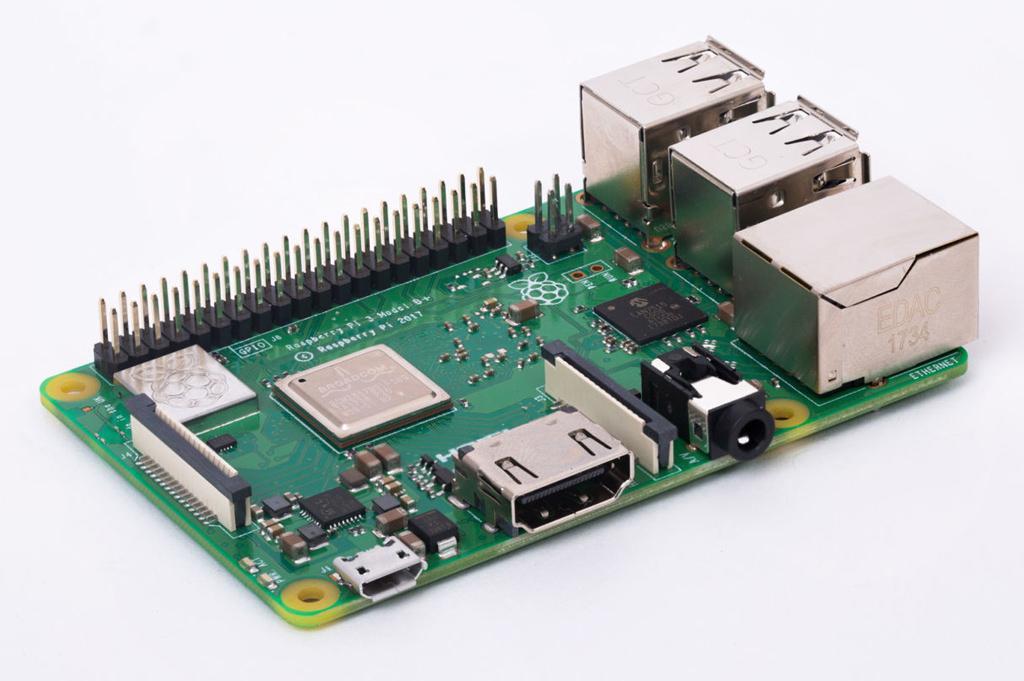 Начались продажи Raspberry Pi 3 Model B+. «Малина» стала мощнее