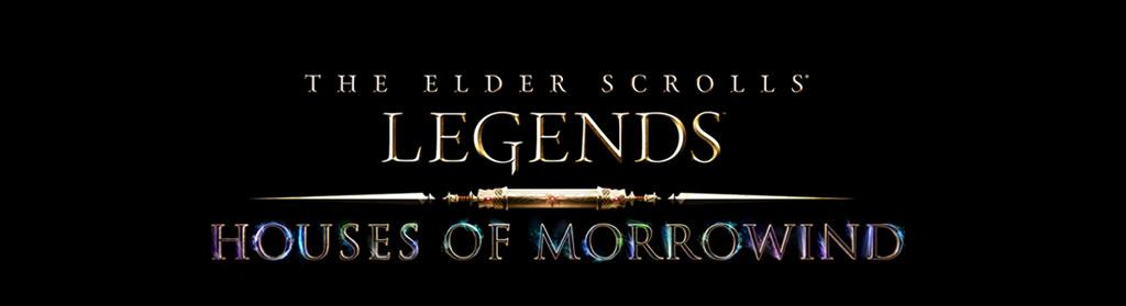 tes legends houses of morrowind 1