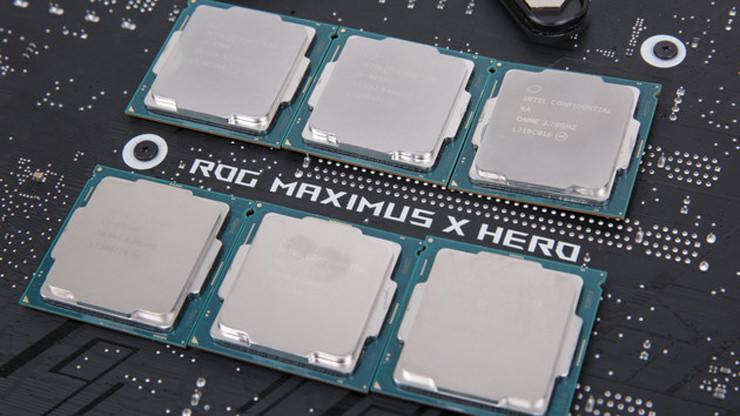 Intel Coffee Lake 300 chipset 3