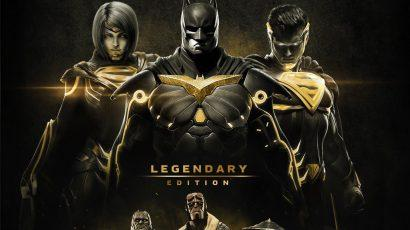 Издатель Injustice 2 анонсировал Legendary Edition издание файтинга