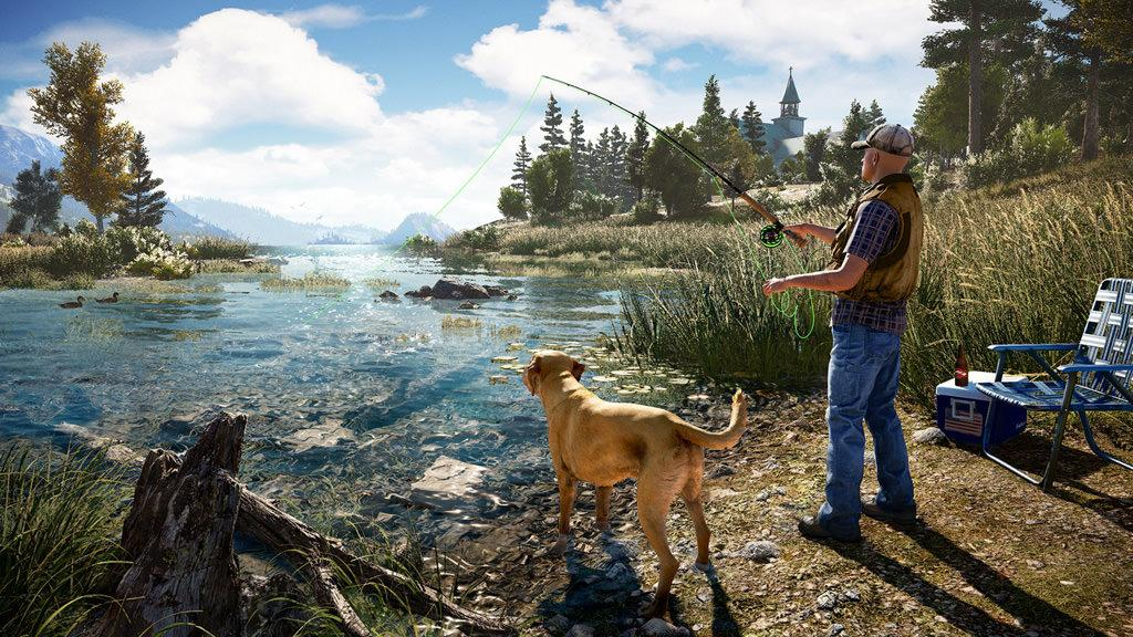 far cry5 25h campaign gametime 2