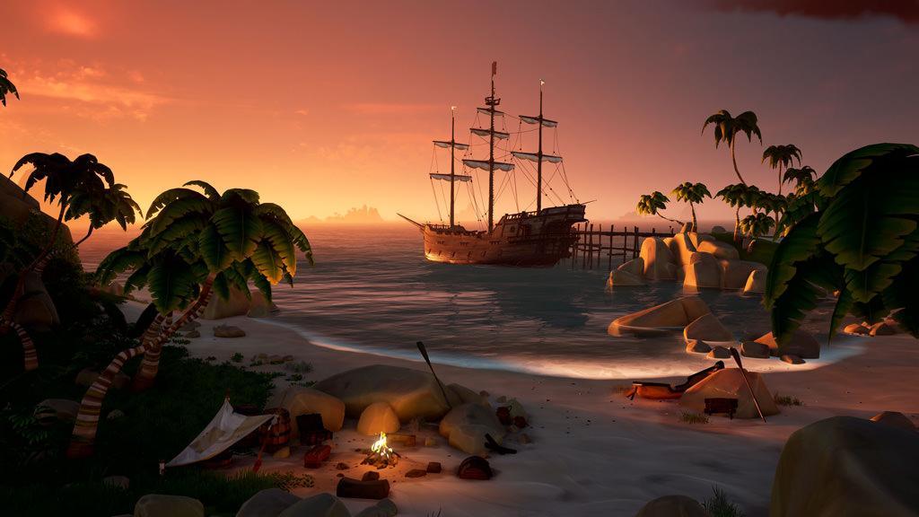 Долгосрочной «дорожной карты» Sea of Thieves не будет. Разработчики будут прислушиваться к пожеланиям игроков