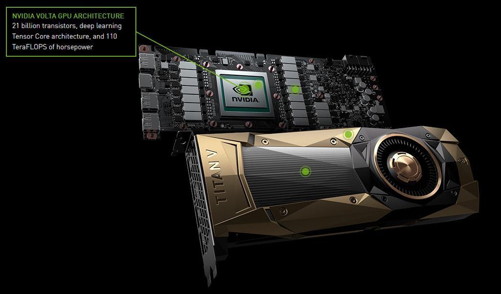 NVIDIA Titan V compute error 1