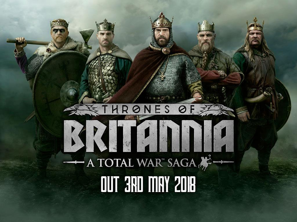 thrones of britania delay 1