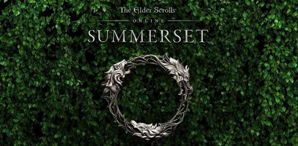 Ближе к лету выйдет новая «глава» The Elder Scrolls Online в виде дополнения Summerset