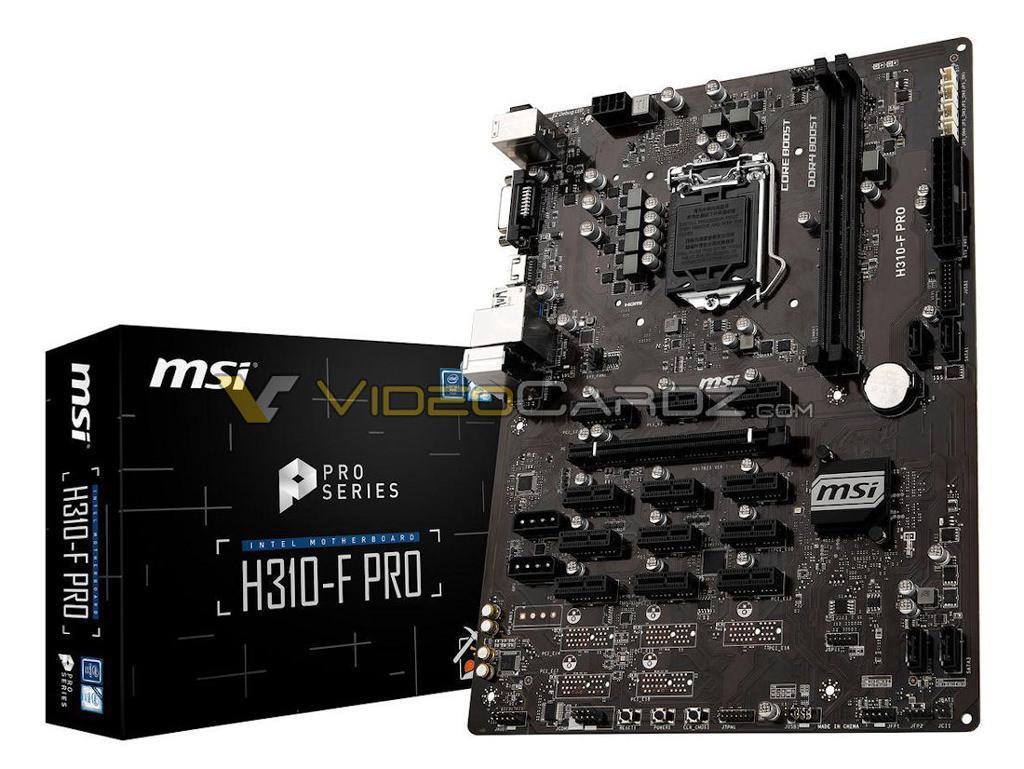 MSI H310 F Pro 1