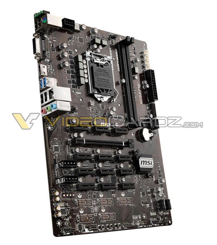 MSI H310 F Pro 2