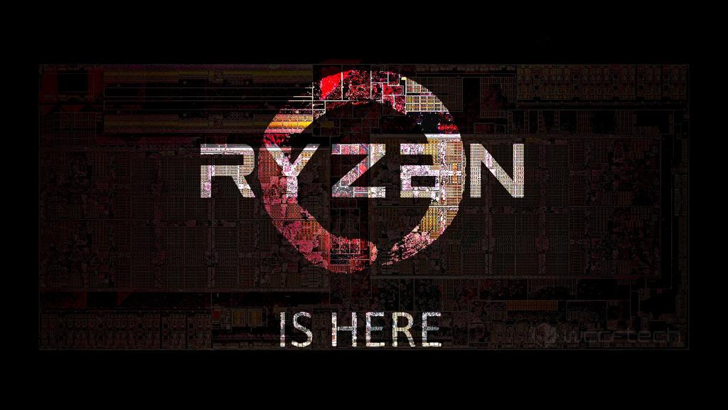 Где AMD Ryzen 7 2800X?