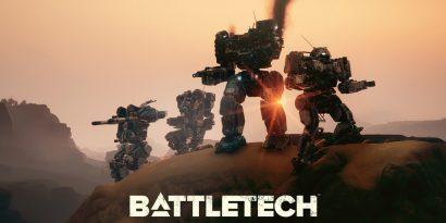 Пошаговая стратегия BattleTech выйдет на ПК 24-го апреля