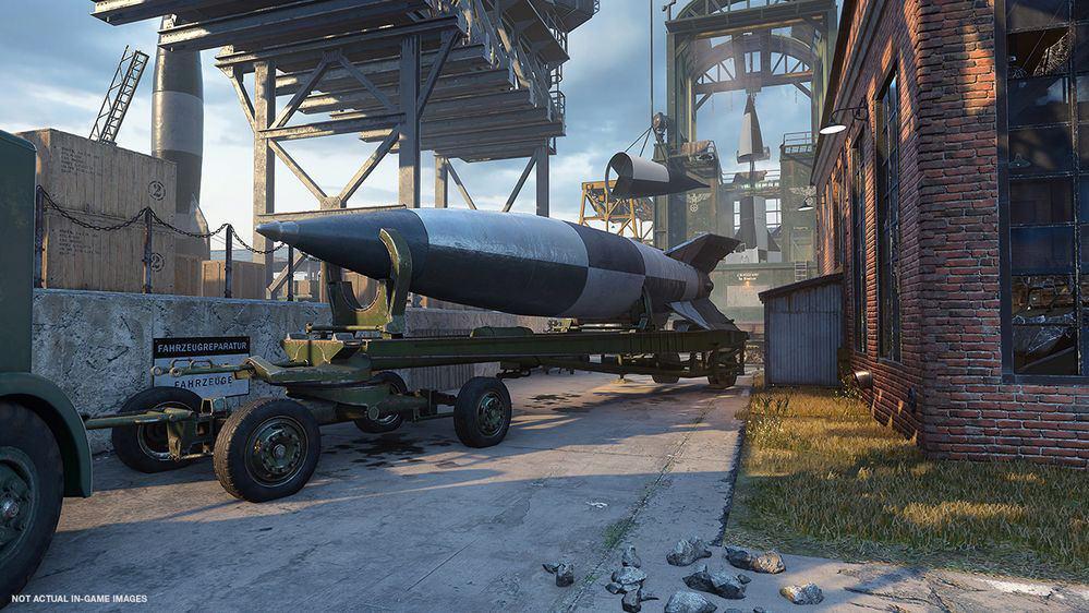 call of duty ww2 war machine dlc release date 4