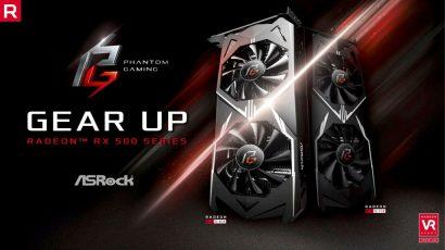 Фото и характеристики видеокарт ASRock Phantom Gaming