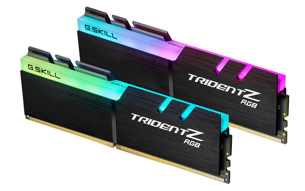 G.SKILL показала модули памяти Trident Z RGB с частотой работы DDR4-5000