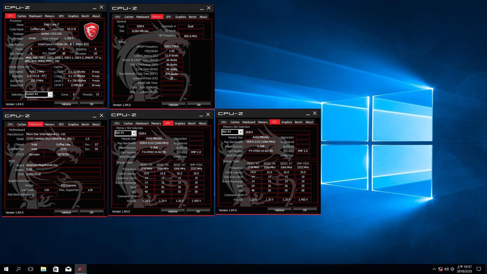 G.SKILL Trident Z RGB DDR4 5000 3
