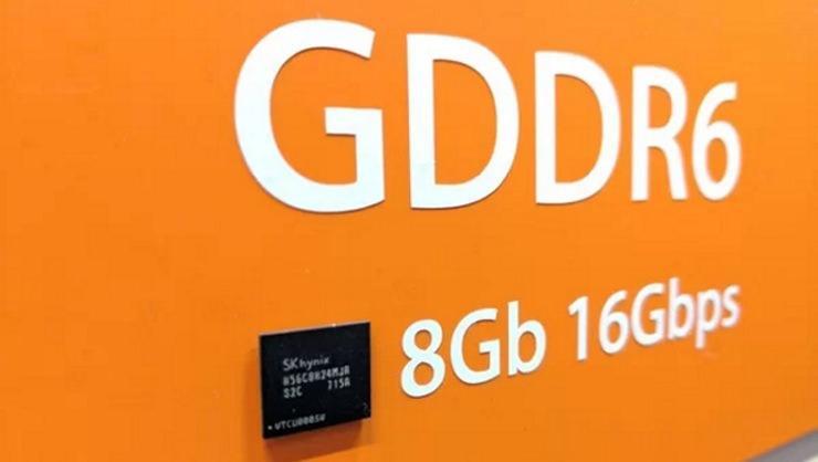 Внедрение GDDR6 пагубно скажется на стоимости видеокарт