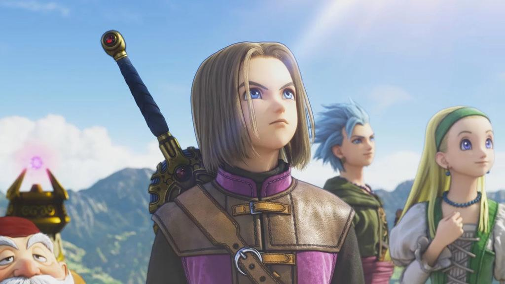 dragon quest11 western release 1
