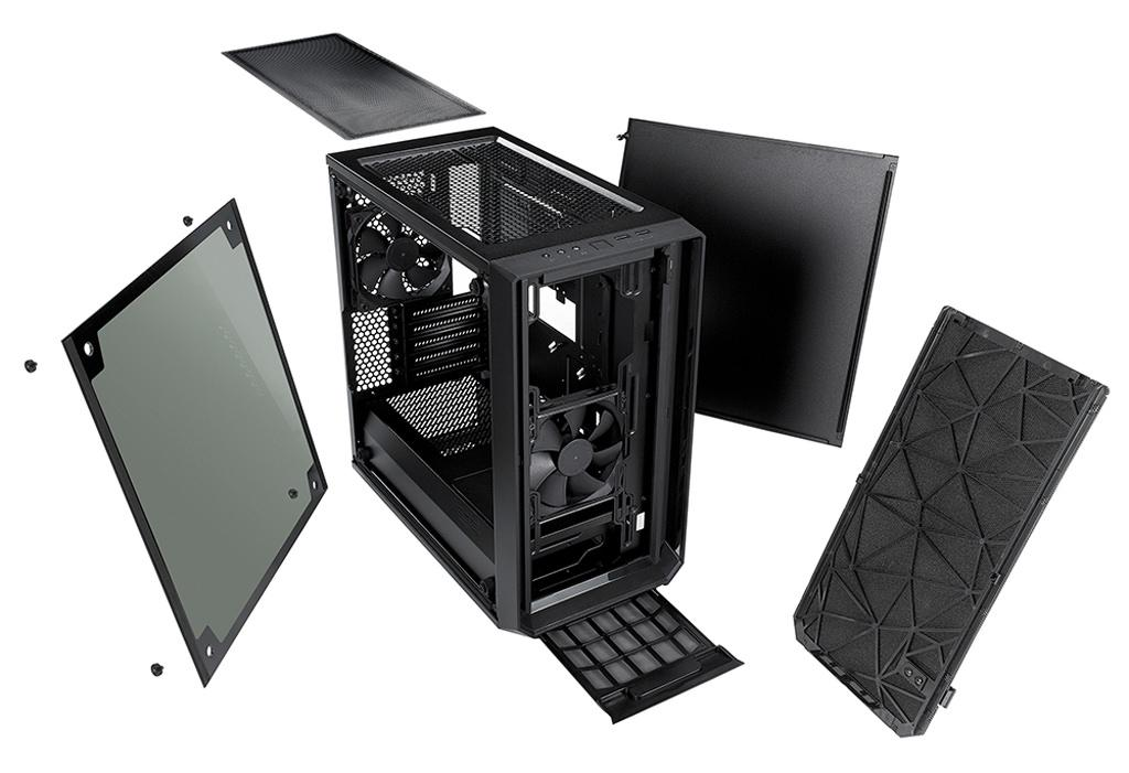 Fractal Design Meshify C Mini 3