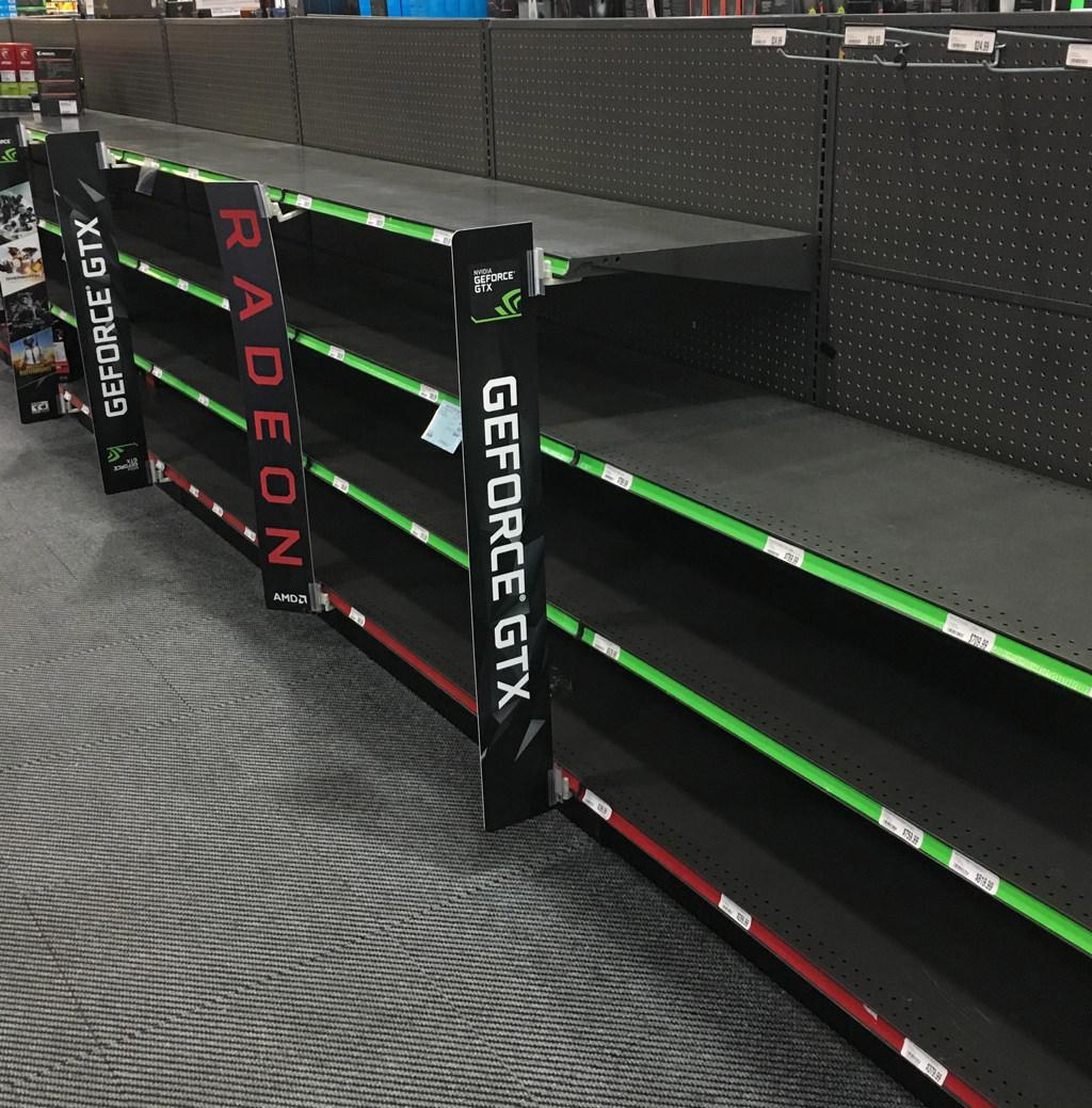 AMD vs NVIDIA GPU market 2018 1