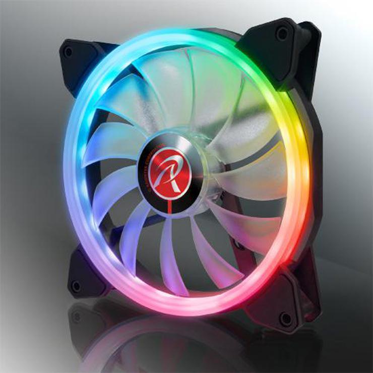 Raijintek Iris 14 Rainbow 2