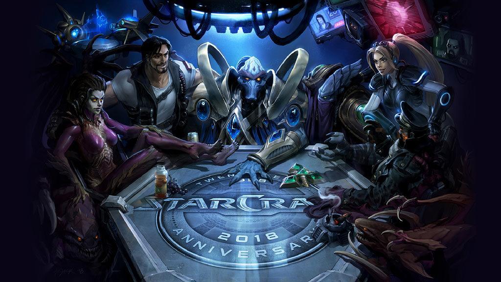 StarCraft'у исполняется 20 лет! Празднование коснётся всех проектов Blizzard