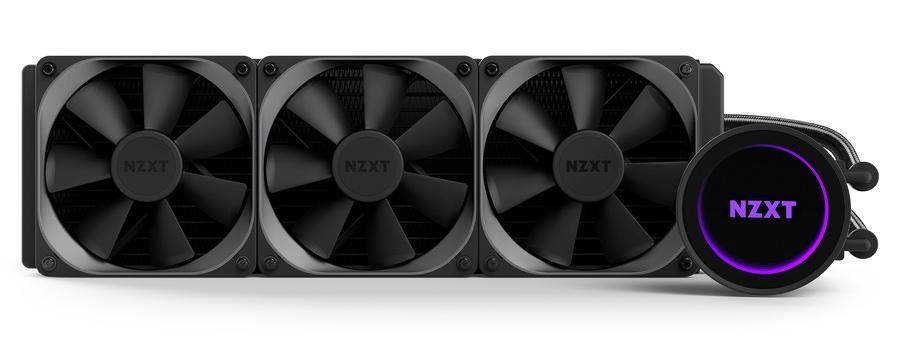 NZXT выпускает СВО Kraken M22 и Kraken X72