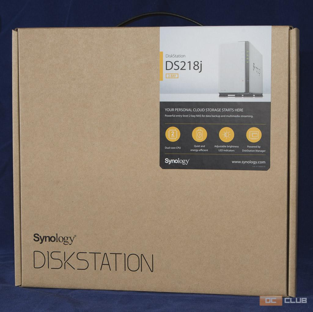 synology ds 218j 21