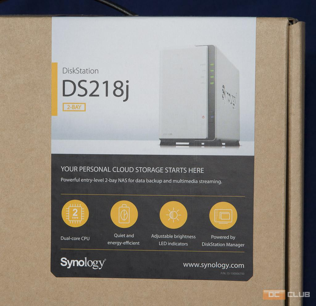 synology ds 218j 22