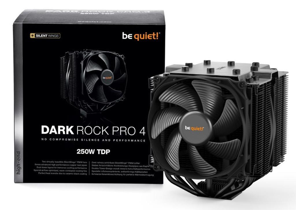 Be Quiet Dark Rock Pro 4 1