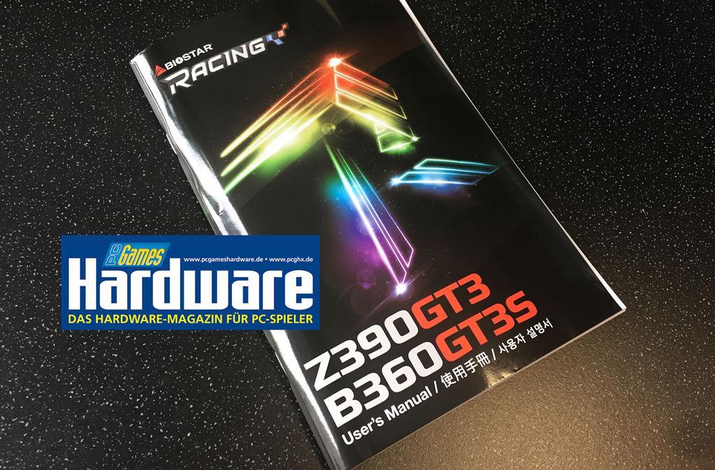 Biostar по неосторожности «засветила» материнскую плату Z390 Racing GT3