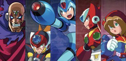 Capcom выпустит летом сборник из 8-ми игр Mega Man X Legacy Collection