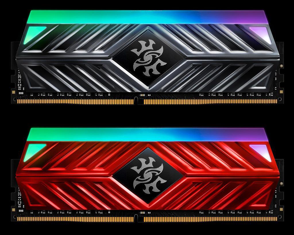 ADATA похвасталась возможностью работы модулей памяти XPG Spectrix D41 при частоте DDR4-5000