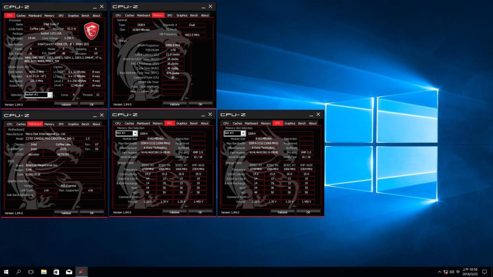 ADATA XPG Spectrix D41 DDR4 5000 2