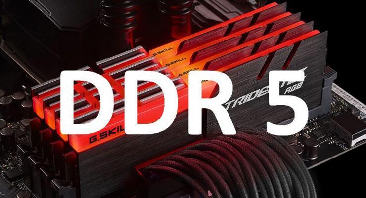 Пара слухов: работы по внедрению DDR5 уже ведутся, а память типа HBM, возможно, припишется в процессорах