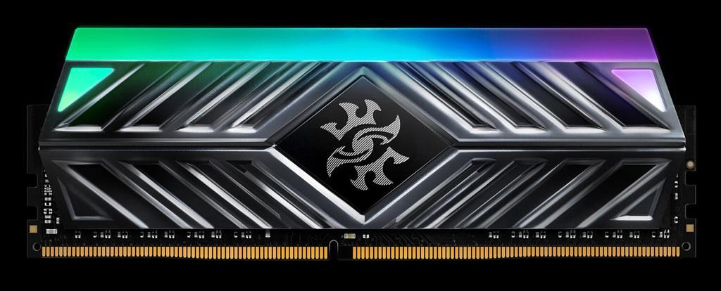 ADATA представила модули оперативной памяти XPG Spectrix D41 DDR4 RGB