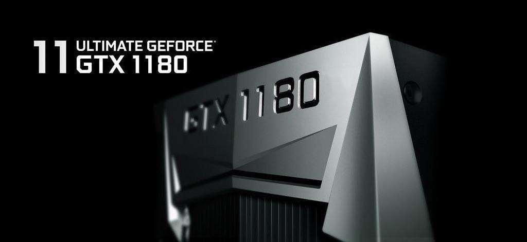 NVIDIA GeForce GTX 1180 4