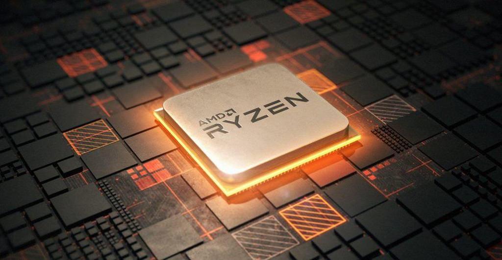 AMD Ryzen 7 2800X 1