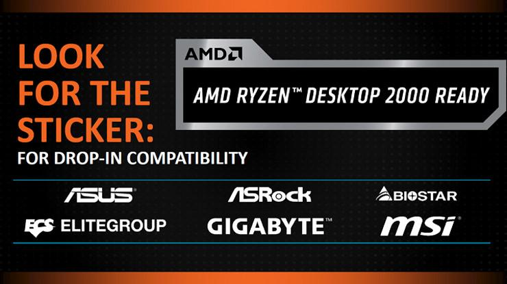 AMD Ryzen Desktop 2000 Ready 1