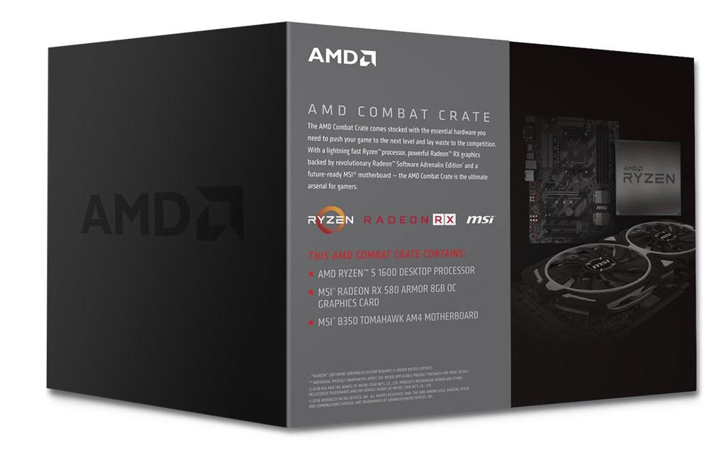 AMD Combat Crate 1