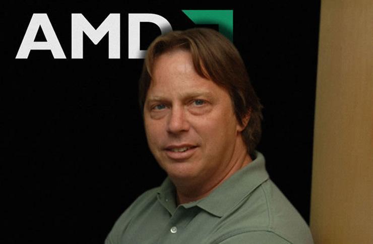 «Отец» архитектуры Ryzen Джим Келлер переходит в Intel