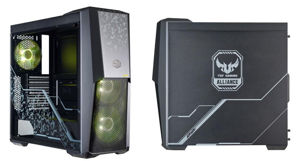 ASUS Cooler Master TUF Gaming Alliance 2