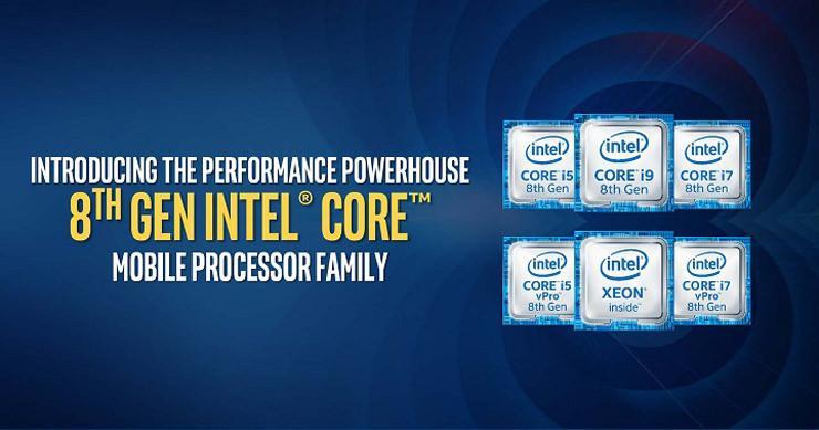Intel 8 Gen Mobile 1