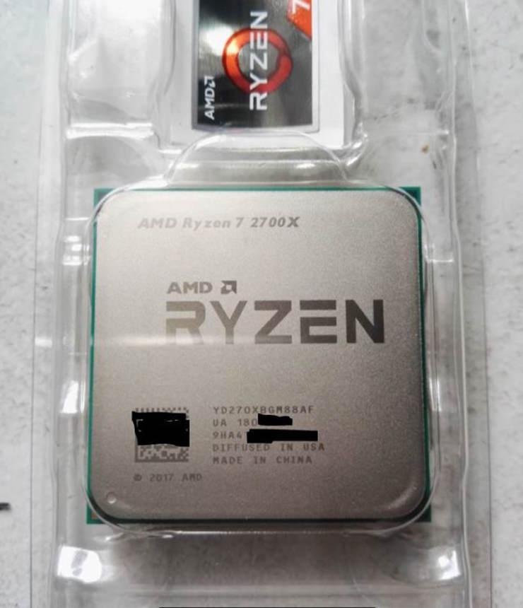 AMD Ryzen 7 2700X и разгон - OCClub