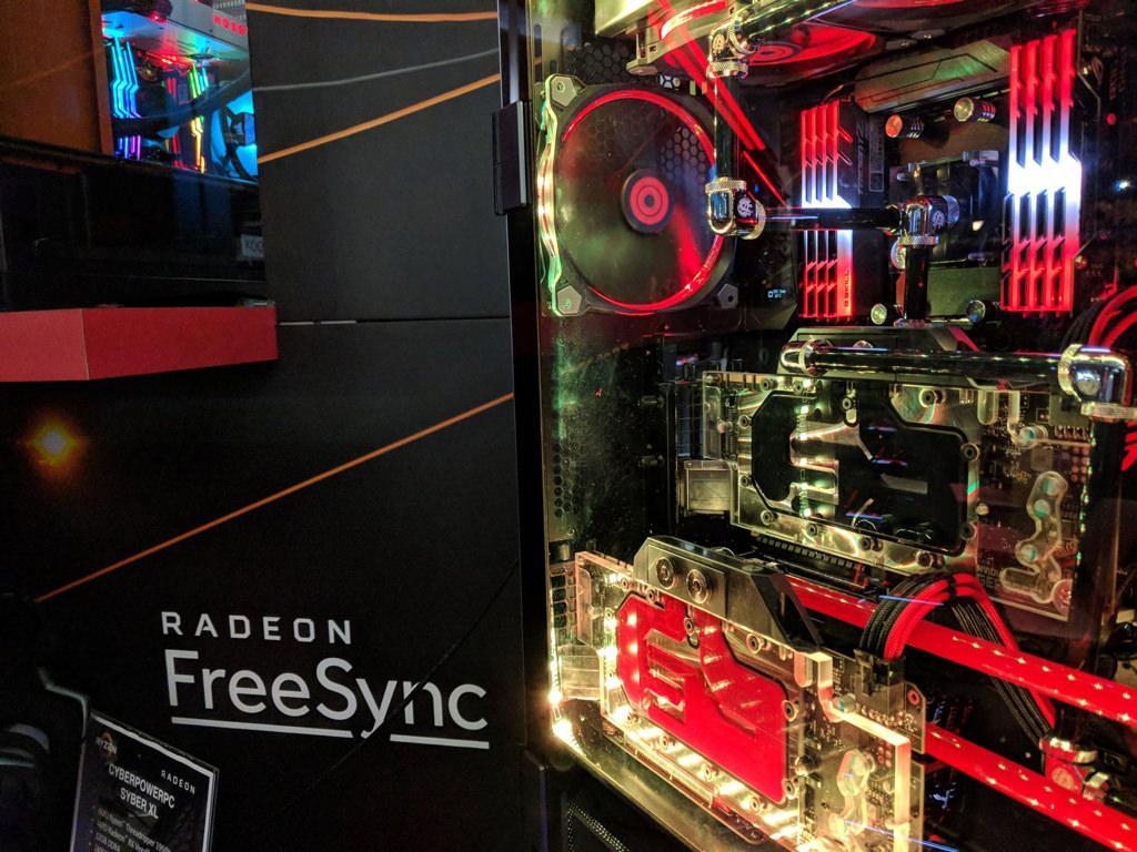 AMD Freesync NVIDIA videocard 1