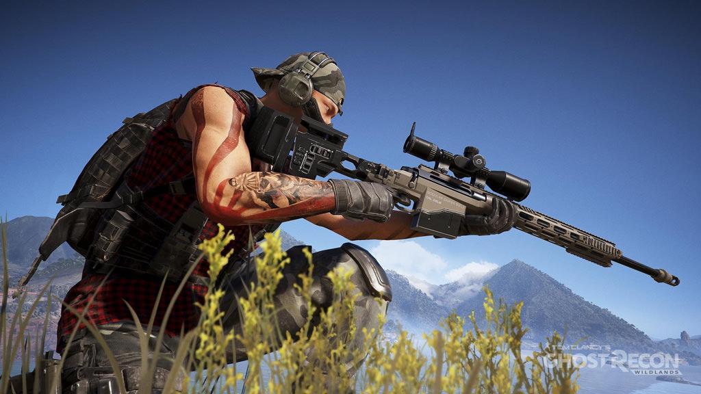 Компания Ubisoft рассказала о планах на 2-й год Ghost Recon: Wildlands