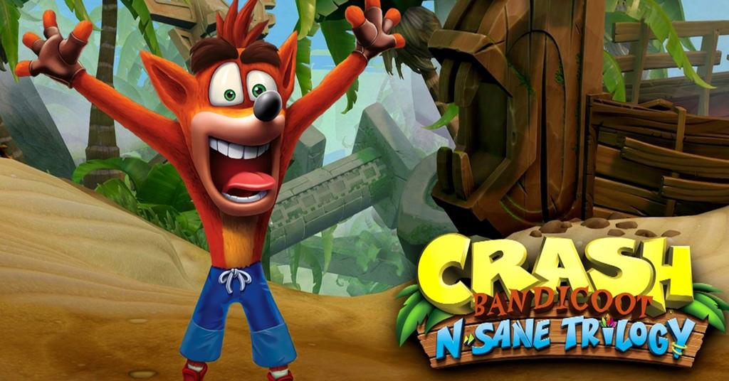 crash trilogy releases earlier 1