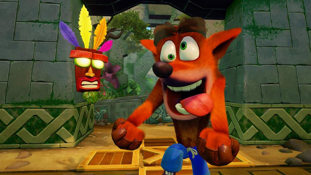 crash trilogy releases earlier 2