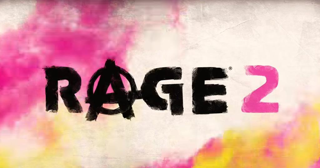 rage2 announced
