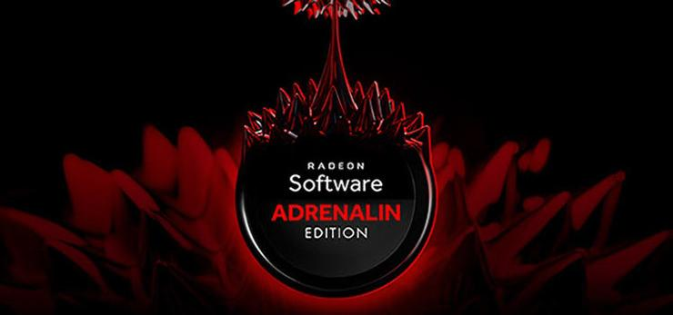 AMD Radeon Software Adrenalin Edition Q2 2018