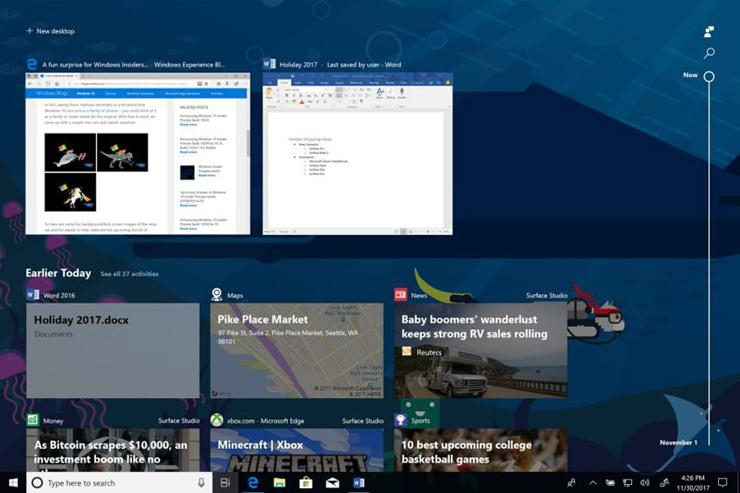 Windows 10 build 1803 2