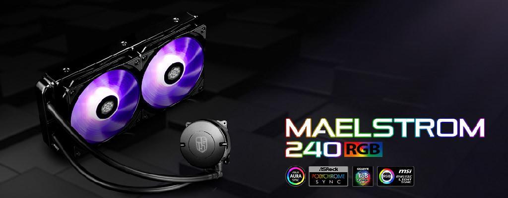 DeepCool MaelStrom 240 RGB 1